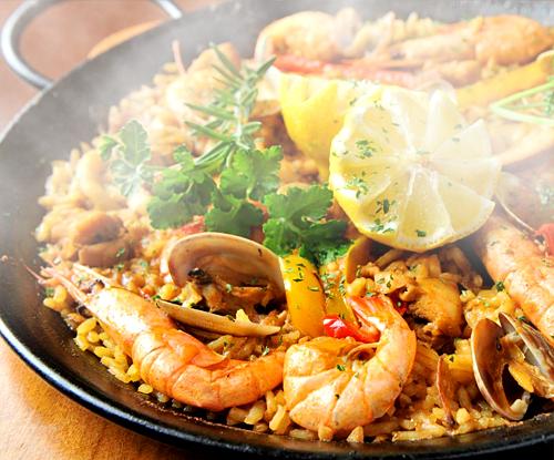 スペイン料理イメージ